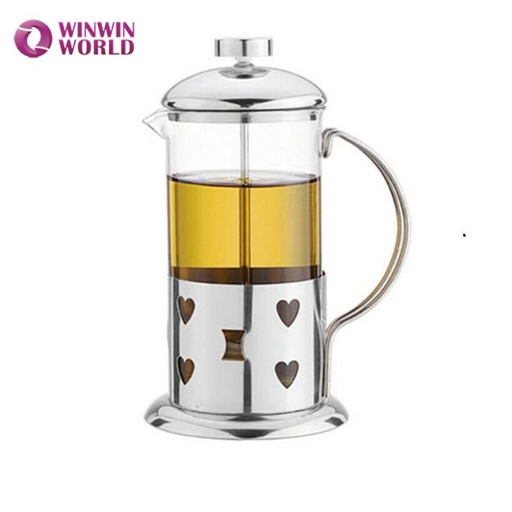 ​glass French Coffee Press