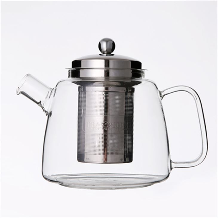 Tea Kettle With 18/8 Stainless Steel Infusion